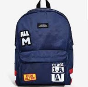 MY HERO ACADEMIA CLASS 1-A BACKPACK